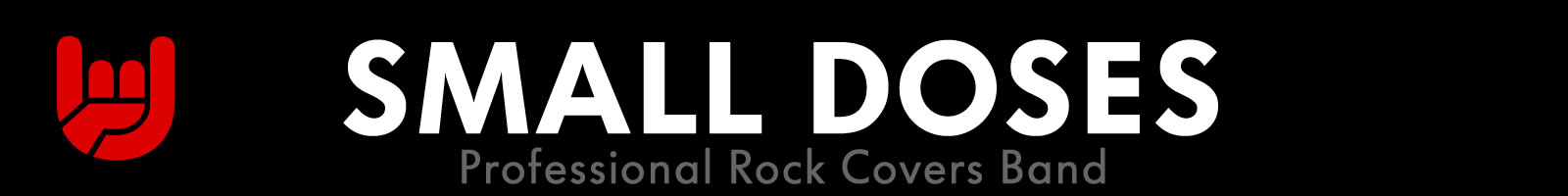Small Doses Rock Covers Band